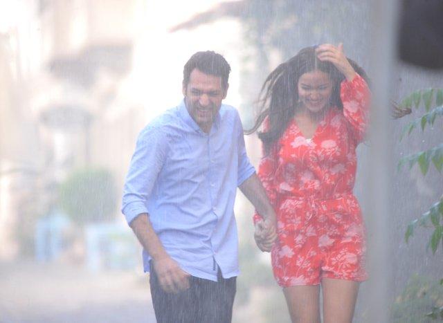 'Sonsuz Aşk'a romantik sahneler damga vuracak