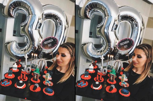 İrem Derici doğum gününü sevgilisi Lider Şahin'in ailesiyle birlikte kutladı