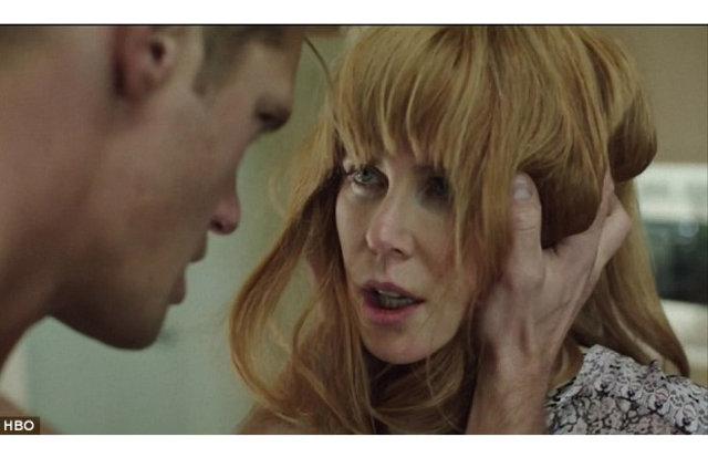 Nicole Kidman'ın bu sahneleri çok konuşulur