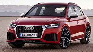 Audi SUV Q5 367 bin TL'ye Türkiye'de satışa sunuluyor