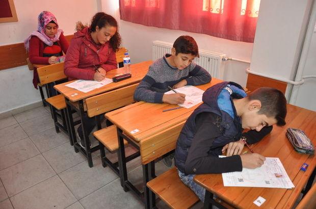 TEOG sınavı yaklaşıyor!