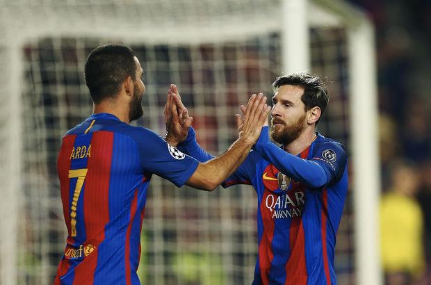 Luis Enrique Barcelona Lionel Messi övgü