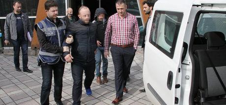 Kocaeli'de deplasman otobüsündeki cinayetin zanlıları yakalandı