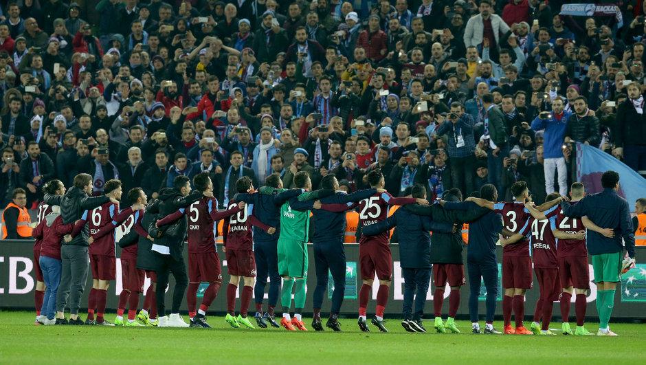 Trabzonspor taraftar ses rekoru