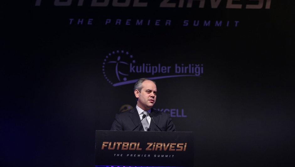 Gençlik ve Spor Bakanı Akif Çağatay Kılıç Futbol Zirvesi EURO 2024 Almanya