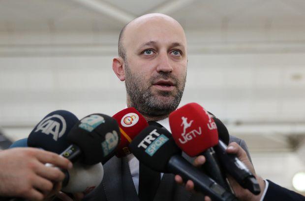 Cenk Ergün Galatasaray Futbol Zirvesi