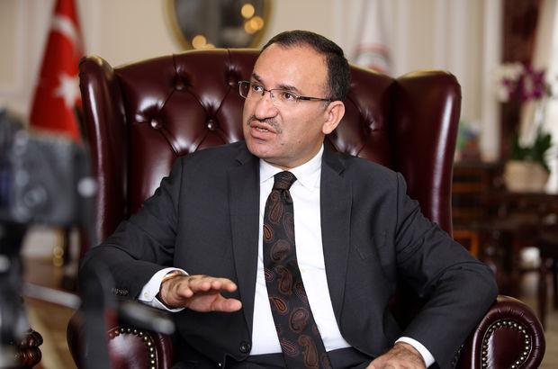 Adalet Bakanı Bekir Bozdağ: Yürütme, vekillere muhtaç olacak