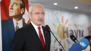 Kılıçdaroğlu: Evet çıkarsa 3 milyon Suriyeliye vatandaşlık verecekler