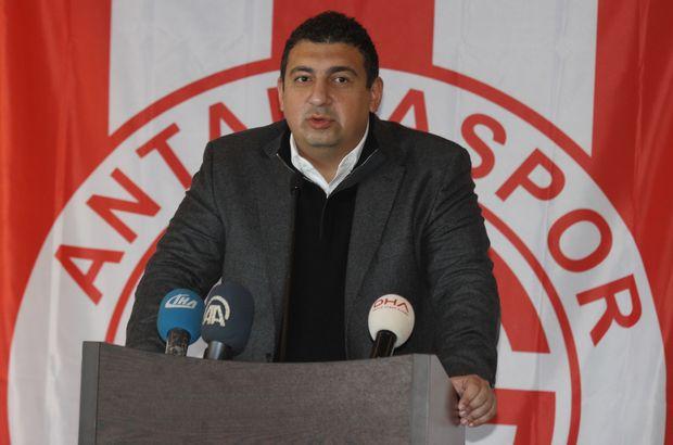 Antalyaspor Beşiktaş otobüsü saldırı açıklama