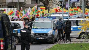 Alman hükümetinden PKK yürüyüşü için açıklama!