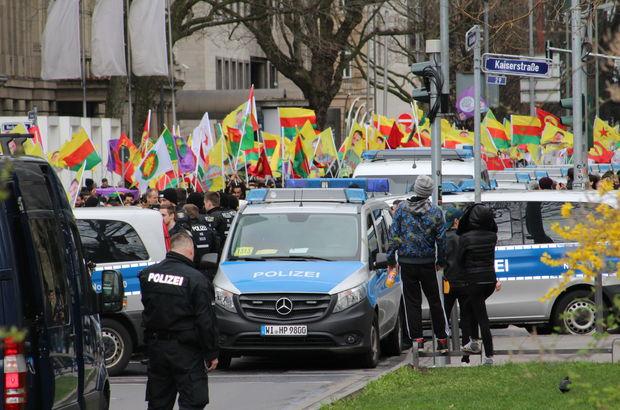 Alman hükümeti PKK yürüyüşü için ne dedi?