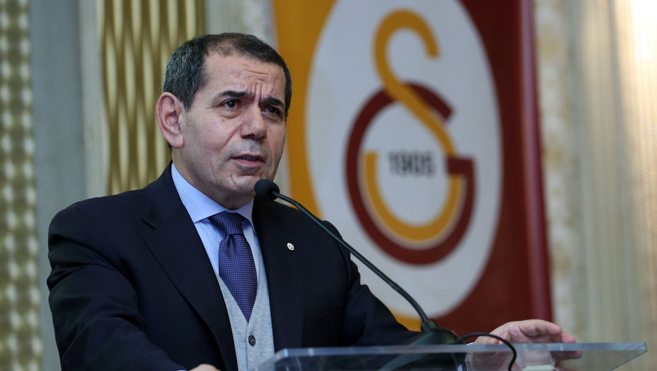 Dursun Özbek Galatasaray Levent Nazifoğlu istifa UEFA