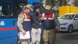 Türkiye'ye giriş yasağı bulunan 'Savaşçı' kod isimli şahıs Adıyaman'da yakalandı
