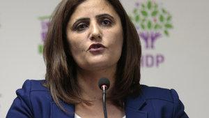 HDP'li Dirayet Taşdemir serbest bırakıldı
