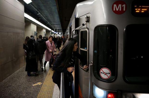 İstanbullulara metro müjdesi