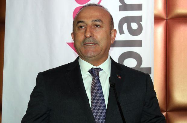 SON DAKİKA! Bakan Çavuşoğlu'ndan kritik ABD ziyareti