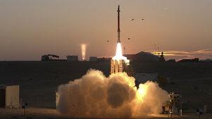 Suriye'nin attığı füzeler hakkında İsrail'den flaş iddia!