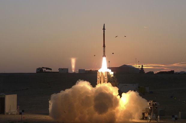 İsrail'den, Suriye'nin attığı füzeler hakkında yeni iddia!
