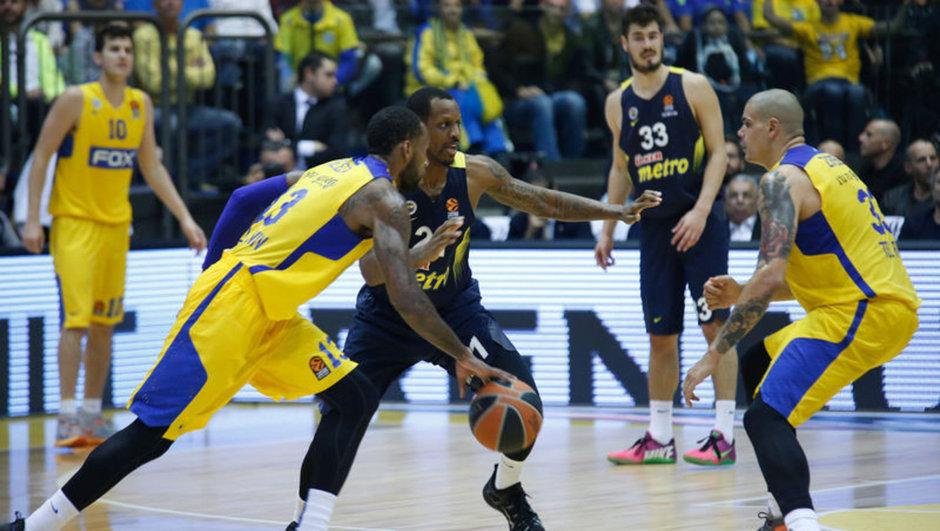 Fenerbahçe - Maccabi FOX maçı