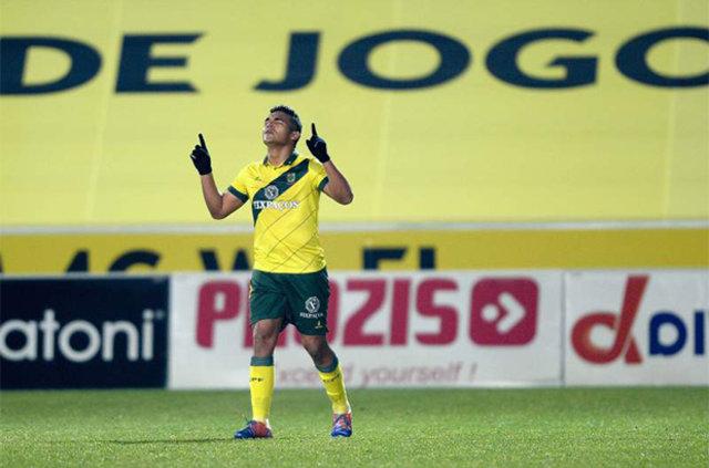 Trabzonspor'a Brezilyalı golcü: Welthon