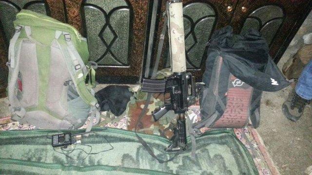 Mardin'deki terör operasyonlarında terör örgütü PKK'nın 'randevu defteri' ele geçirildi