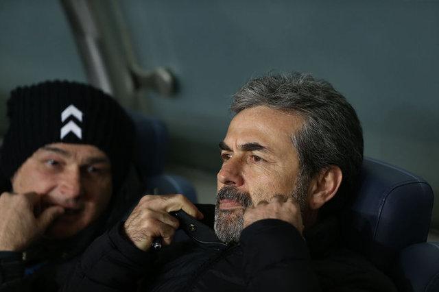 Futbol Zirvesi'nde Aziz Yıldırım-Aykut Kocaman buluşması!