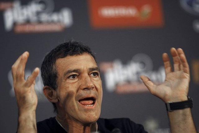 Antonio Banderas ikinci kez kalp krizi geçirdi