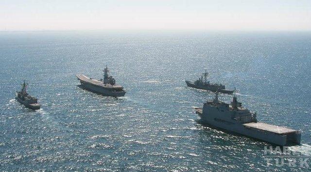 Dev uçak gemisi Principe de Asturias Türkiye'ye satıldı.