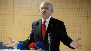 CHP lideri Kemal Kılıçdaroğlu: Evet'i anlatamayınca kavga etmek istiyorlar