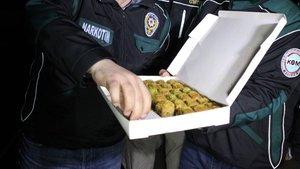 Kocaeli'de 115 kilogram eroin ele geçirildi