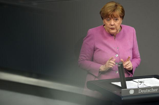 Merkel'in partisinden gerilimi daha da tırmandıracak açıklama