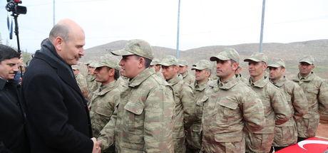 Soylu: PKK'nın şehir yapılanması tamamen çökertildi