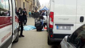 Gaziantep'te ayrı yaşadığı eşini öldüren adam intihar etti