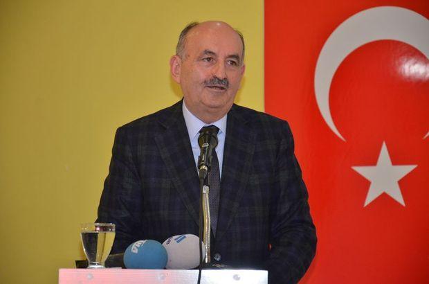 Çalışma Bakanı Mehmet Müezzinoğlu, FETÖ, işsizlik oranları, istihdam
