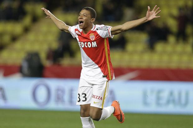 Monaco Kylian Mbappe Real Madrid