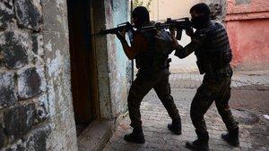 Nusaybin'de 2 terörist öldürüldü