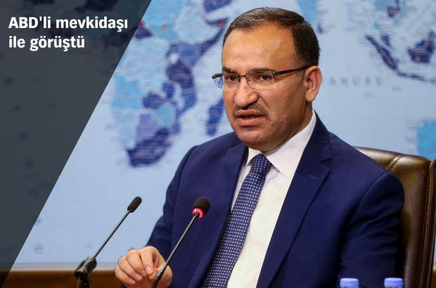Bakan Bozdağ'dan FETÖ elebaşının geçici tutuklanması talebi
