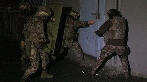 İstanbul'da DEAŞ'a operasyon: