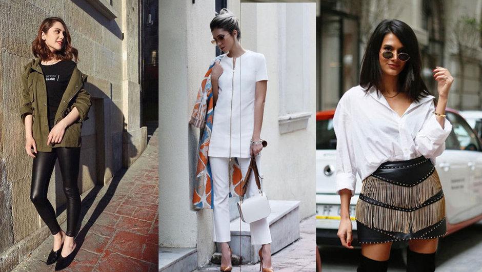 Blogger'ların İstanbul Moda Haftası stilleri