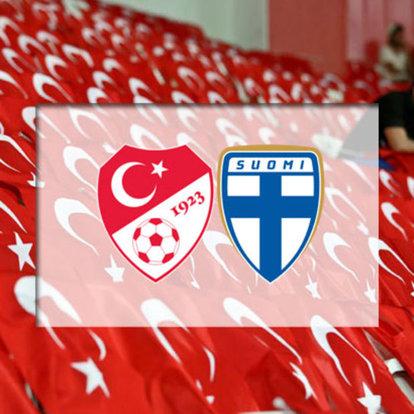 Türkiye - Finlandiya maçı