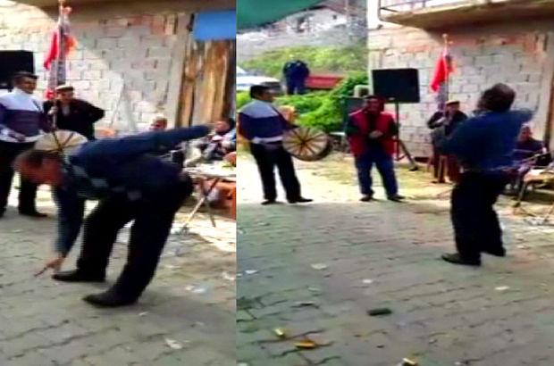 Sosyal medya bu dansı konuşuyor / Binnaz şarkısıyla oynayan adam (komik dans videosu)