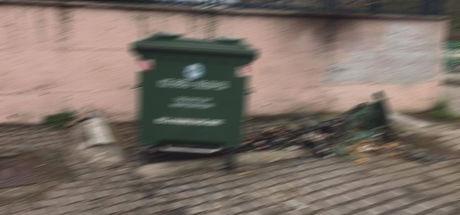 Kahramanmaraş'ta çöp konteynerinin yanında bebek cesedi bulundu