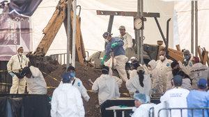 Meksika'daki toplu mezardan bir haftada 297 kafatası çıkartıldı!