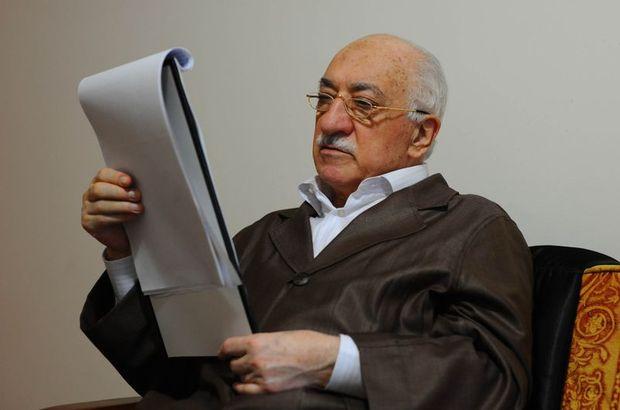 FETÖ elebaşı Fetullah Gülen hakkında yokluğunda tutuklama kararı