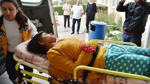 Antalya'da eşinin döven adamdan 'dırdır' savunması