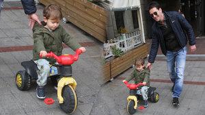 Bekir Aksoy: Oğlumla olan keyfim bambaşka