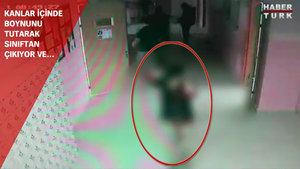 İşte Rize'de arkadaşı tarafından bıçaklanan öğrencinin son anları