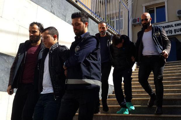 Gaziosmanpaşa'daki cinayetin şüphelileri yakalandı