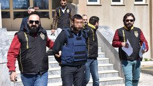 Tekirdağ'da firari zanlı çöp konteynerinde yakalandı