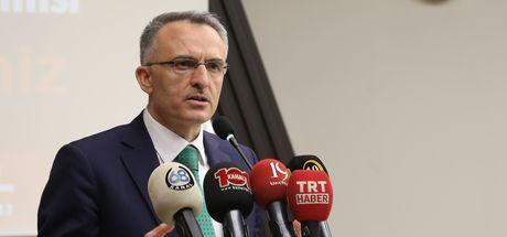 Naci Ağbal: KDV beyannamesinin verilme süresi uzatıldı